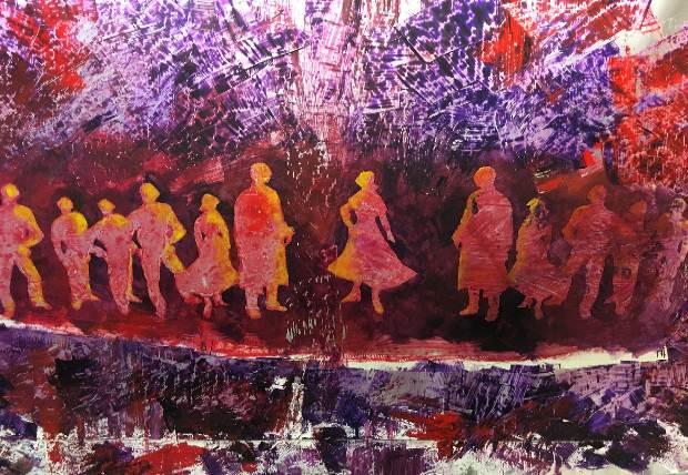 ΕΡΓΟ ΤΗΣ ΕΚΘΕΣΗΣ , ARTWORK OF THE EXHIBITION