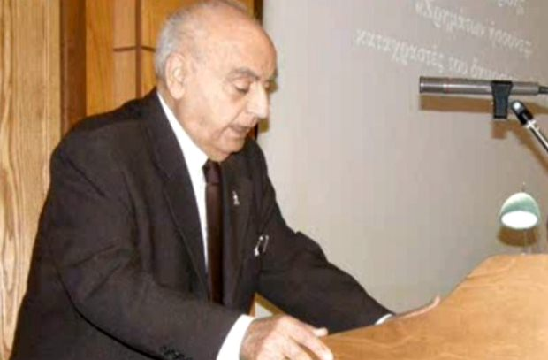 «Γνωρίζοντας τον  Όμηρο» ομιλία του καθηγητή Φ. Ι. Κακριδή | Συνδιοργάνωση: Π.Ε.Φ. – Νομισματικό Μουσείο