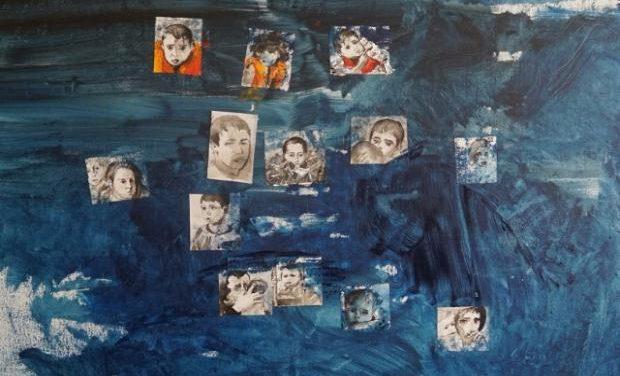 «Πορείες» Έκθεση τέχνης της Μάτως Ιωαννίδου στο καφέ ΕΑΜ