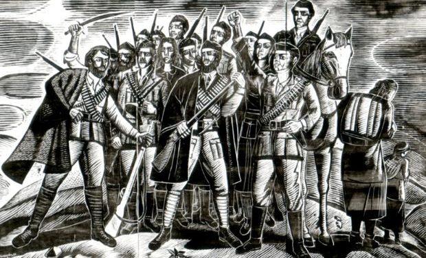 «Νοηματοδότηση στιγμιότυπων του εμφυλίου» δοκίμιο (ποιητική) της Ελευθερίας Μπέλμπα