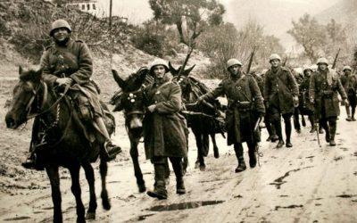 Συνοπτική παρουσίαση του Ελληνοϊταλικού Πολέμου (1940-41) – Η 28η Οκτωβρίου 1940