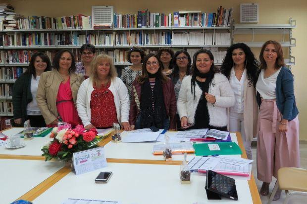 1η Συνάντηση καθηγητών στο Μουσικό Σχολείο Άρτας στο πλαίσιο του Ευρωπαϊκού Προγράμματος Erasmus+