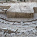 Στο φως σημαντικό μέρος τουθεάτρου της αρχαίας Θουρίας