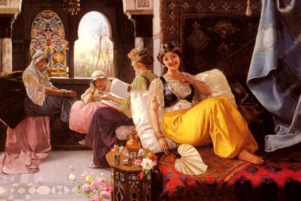 «Ελληνίδες Σουλτάνες: η πανίσχυρη Κιοσέμ και η πανέμορφη Πόντια Γκιουλ –παχάρ» της Γιώτας Ιωακειμίδου