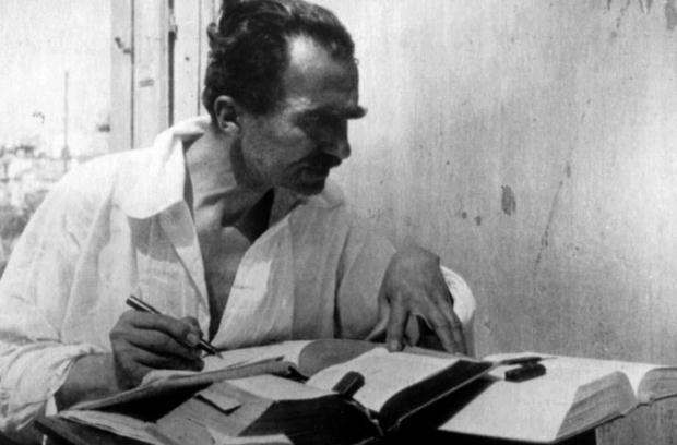 «Ο Καζαντζάκης και οι Πόντιοι» της Γιώτας Ιωακειμίδου