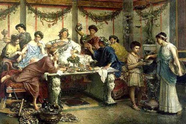 Κρασί και Αρχαίοι Έλληνες…
