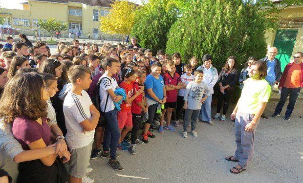 4η Πανελλήνια Ημέρα Σχολικού Αθλητισμού στο Μουσικό Σχολείο Άρτας