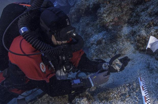 Υποβρύχια ανασκαφή στο Ναυάγιο των Αντικυθήρων