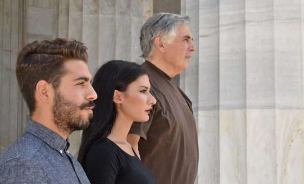 «ΠΡΟΒΑ ΜΕ ΤΟΝ ΑΡΙΣΤΟΤΕΛΗ» του Θεοδόση Πελεγρίνη   Πρεμιέρα 16 Οκτωβρίου, στο θέατρο ΑΛΚΜΗΝΗ