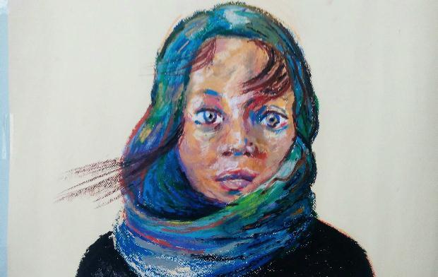 Ομαδική έκθεση ζωγραφικής: «Την μεν ζωγραφίαν ποίησιν σιωπώσαν…» | BLANK WALL GALLERY