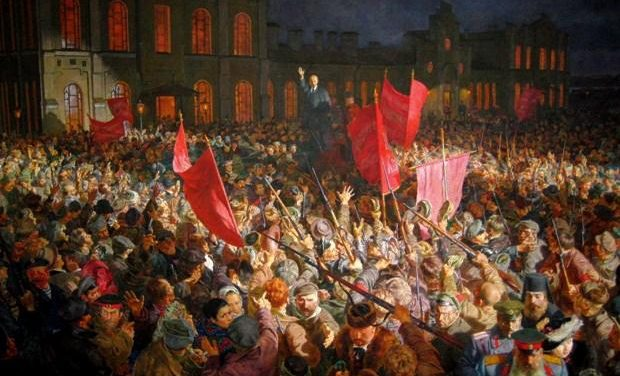 Η Οκτωβριανή επανάσταση