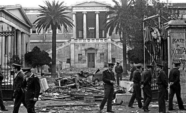 ΟΛΤΕΕ: Πολυτεχνείο 45 χρόνια μετά…