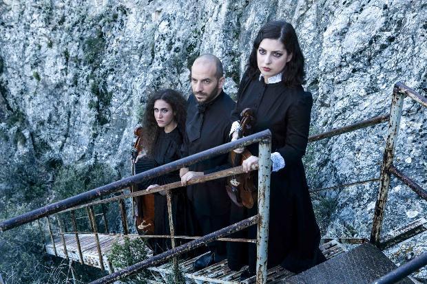 Η Εικαστική Πλατφόρμα #Rest@rt και το Galan Trio σε μια συναυλία-παρουσίαση δίσκου στο Μέγαρο με ζωοφιλική διάθεση