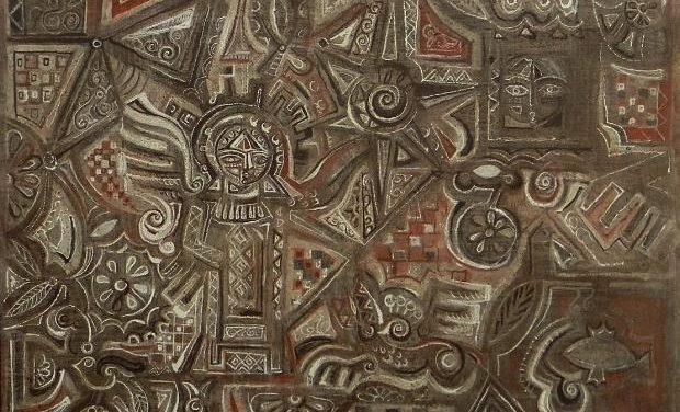 Η Έκθεση τέχνης  «Αγγελοφάνεια» του Αλέκου Κυραρίνη στο Καφέ του ΕΑΜ