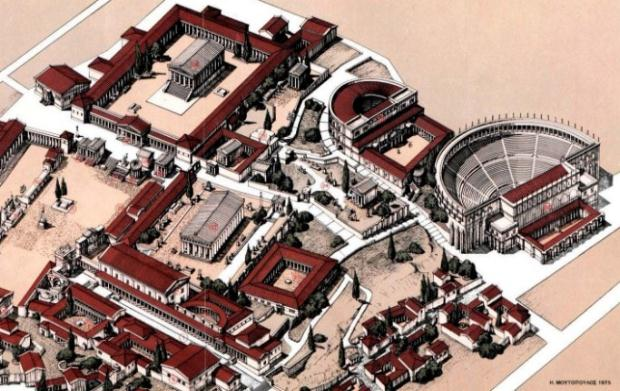 «H έννοια της πόλης στο ιστορικό της πλαίσιο» του Γιώργου Μέρκατα