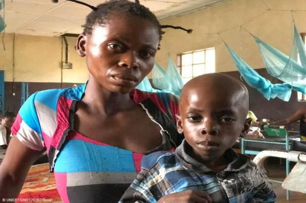 Unicef: Τουλάχιστον 400.000 σοβαρά υποσιτισμένα παιδιά κινδυνεύουν να πεθάνουν στο Κασάι του Κονγκό