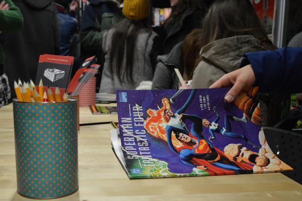 «Μαθαίνω με Comics» εργαστήρια Comics για ενήλικες από το Μουσείο Κυκλαδικής Τέχνης και την Comicdom