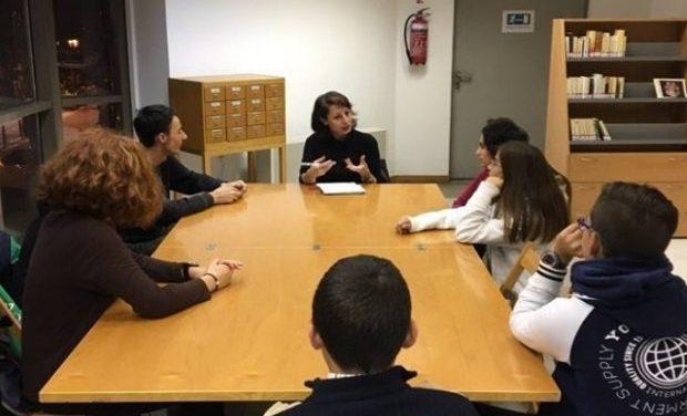 Λέσχες ανάγνωσης για μαθητές Γυμνασίου και Λυκείου στην Κεντρική Δημοτική Βιβλιοθήκη Θεσσαλονίκης