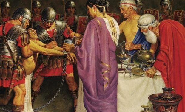«Μιθριδάτης ΣΤ' ο Ευπάτωρ, ο πόντιος που αντιστάθηκε στη Ρώμη και το ποίημα του Καβάφη» της Γιώτας Ιωακειμίδου