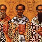 Εγκύκλιος για τη γιορτή των Τριών Ιεραρχών στα σχολεία Α/θμιας και Β/θμιας Εκπαίδευσης