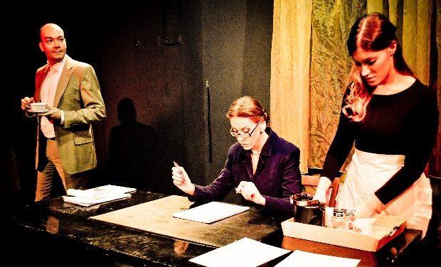 Πρεμιέρα της θεατρικής παράστασης «Η σιδηρά πρωθυπουργός» του Μιχάλη Παπαδόπουλου