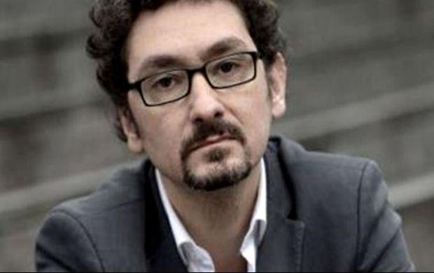 Ο Γάλλος συγγραφέας Νταβίντ Φενκινός στην Αθήνα την Πέμπτη 1 Φεβρουαρίου