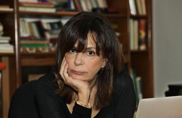 Ο Νίκος Θρασυβούλου συνομιλεί με τη συγγραφέα Έρση Σωτηροπούλου