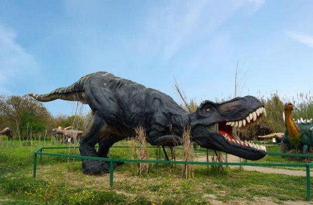 «Πάρκο των Δεινοσαύρων»