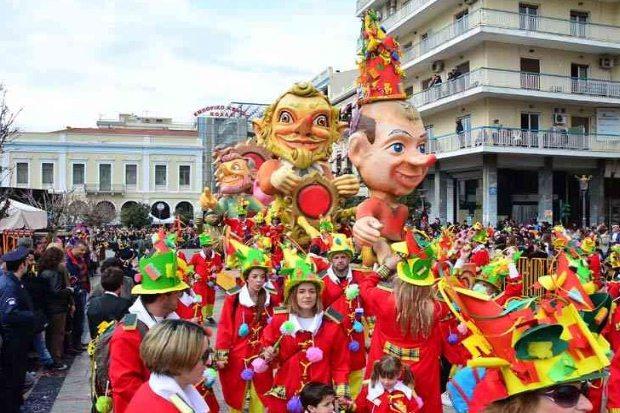 Πατρινό Καρναβάλι 2018 – Το πρόγραμμα των εκδηλώσεων | Κυριακή 18 Φεβρουαρίου