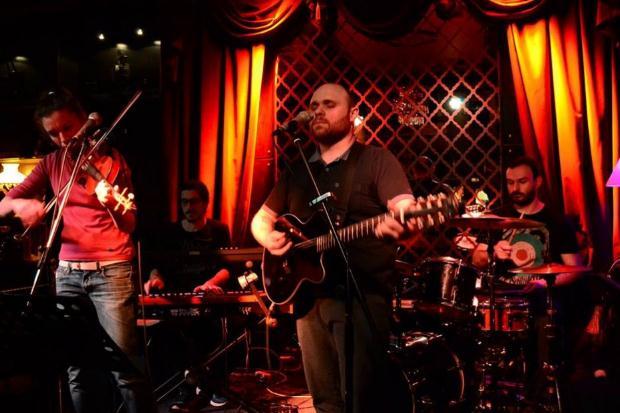 «Σοροκάδα» live στο Cafe Blue της Θεσσαλονίκης