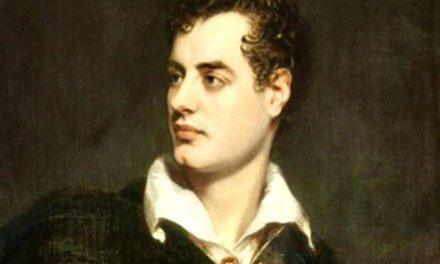 «Λόρδος Βύρων, ένας αγνός φιλέλληνας»  της Γιώτας Ιωακειμίδου