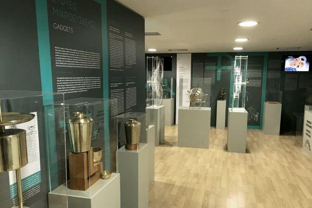 Επίσημα εγκαίνια για το Μουσείο Αρχαίας Ελληνικής Τεχνολογίας Κώστα Κοτσανά