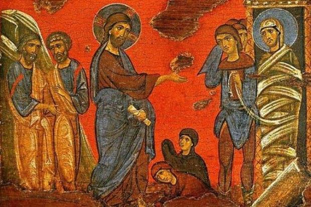 Το Σάββατο του Λαζάρου στην Ορθόδοξη Εκκλησία