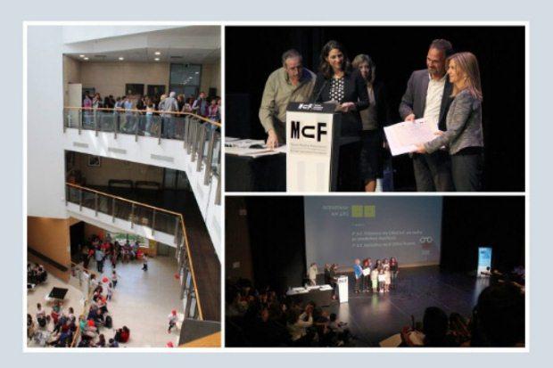 Βράβευση μαθητών που συμμετείχαν στο Διεθνή Διαγωνισμό Ταινιών Μικρών Μήκους «Cinema… διάβασες;»