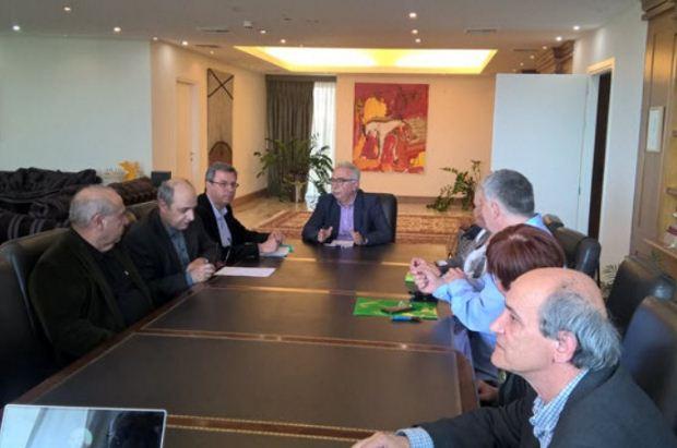 Συνάντηση Κ. Γαβρόγλου με εκπροσώπους των ΔΣ των Επιστημονικών Ενώσεων