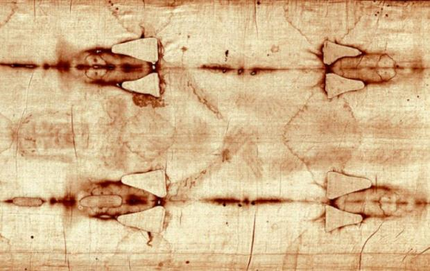 Η «Ιερά Σινδόνη» του Τορίνο