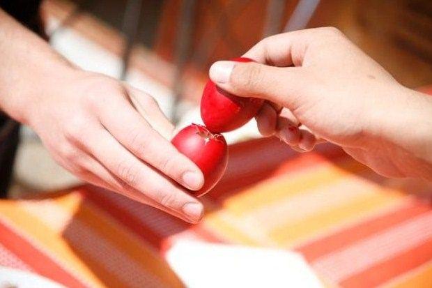 «Οι αβγομαχίες άλλοτε και τώρα και άλλα Ποντιακά Πασχαλινά έθιμα» της Γιώτας Ιωακειμίδου
