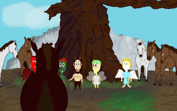Εκστρατεία crowdfunding χρηματοδότησης ελληνικής σειράς animation