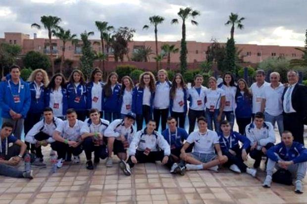 34 μετάλλια για τους Έλληνες μαθητές στην Παγκόσμια Σχολική Γυμνασιάδα