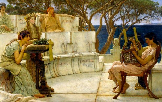 «Αρχαία Όργανα – Καινούργιοι Ήχοι» συναυλία Αρχαιοελληνικής Μουσικής στο Αίθριο του ΕΑΜ