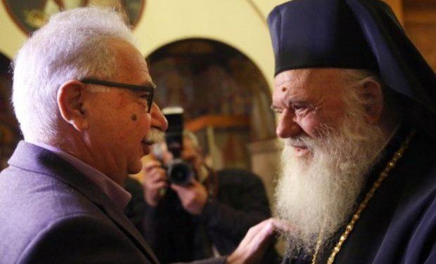 Οι δηλώσεις μετά τη συνάντηση του Υπουργού Παιδείας με τον Αρχιεπίσκοπο