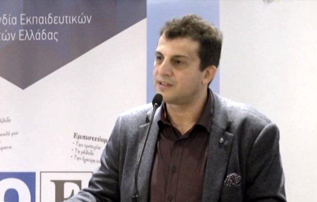 Γιάννης Βαφειαδάκης: «Δεν μπορείς να κοιτάξεις στο μέλλον, όταν κοιτάς στο παρελθόν»