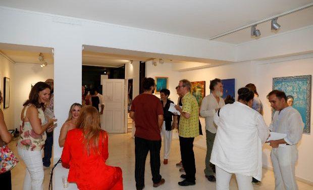 Εγκαίνια της ομαδικής εικαστικής έκθεσης «Κάλαϊς» στη Dépôt Αrt gallery