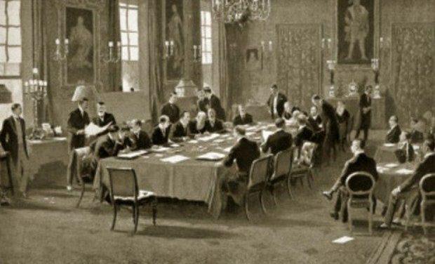 Η Συνθήκη του Λονδίνου και ο τερματισμός του Α' Βαλκανικού πολέμου