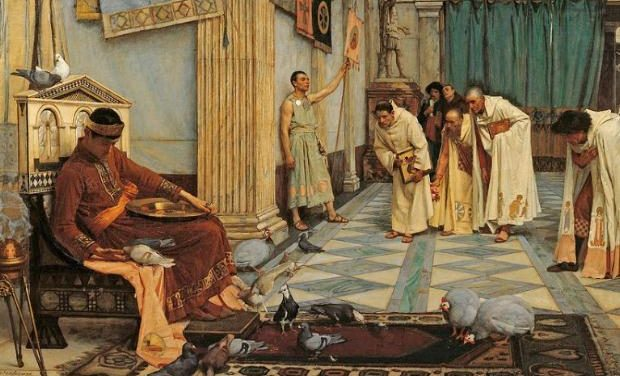Περίεργα ατυχήματα, αποτρόπαιοι θάνατοι στη Βυζαντινή αυλή