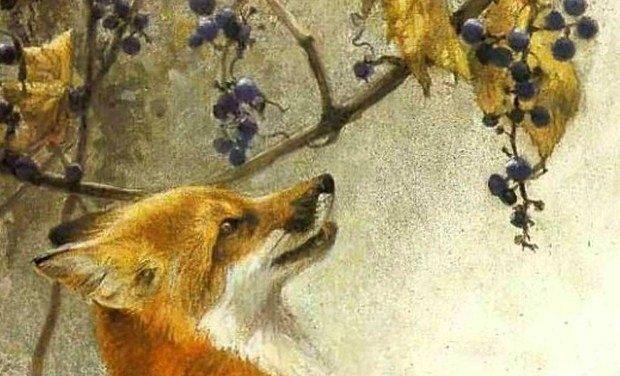 Η αλεπού των μύθων και των παροιμιών, η παρουσία της στα Ποντιακά