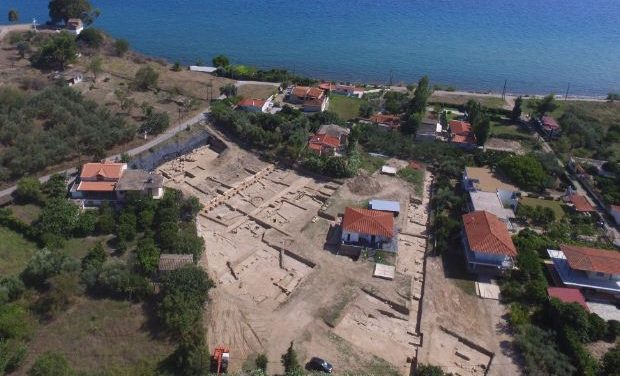 Σημαντικά ανασκαφικά ευρήματα στο ιερό της Αμαρυσίας Αρτέμιδος