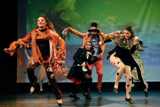 «ALICE» διαδραστική παράσταση για παιδιά από το Armani Musical Theatre Center