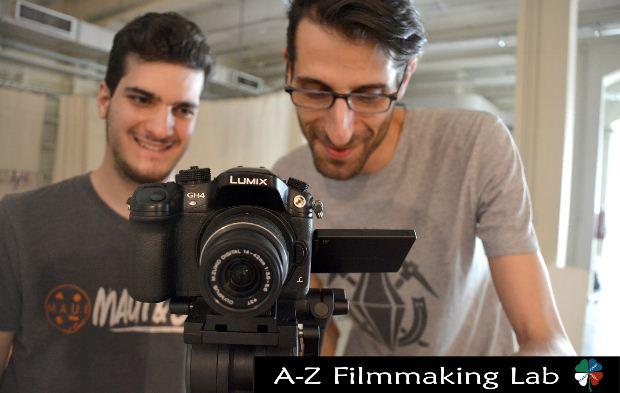 Κινηματογραφικό εργαστήριο «A-Z filmmaking Lab –από τη Θεωρία στην Πράξη»