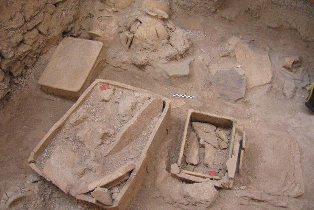 Νέα σημαντικά στοιχεία από τις ανασκαφικές εργασίες στο Ακρωτήρι Θήρας
